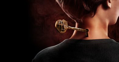 Netflix Lockey & Key series