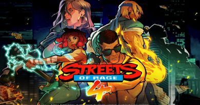 Streets of Rage 4 creators work on 3 unannounced titles