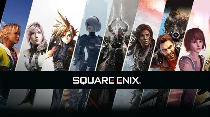 Square-Enix-Games