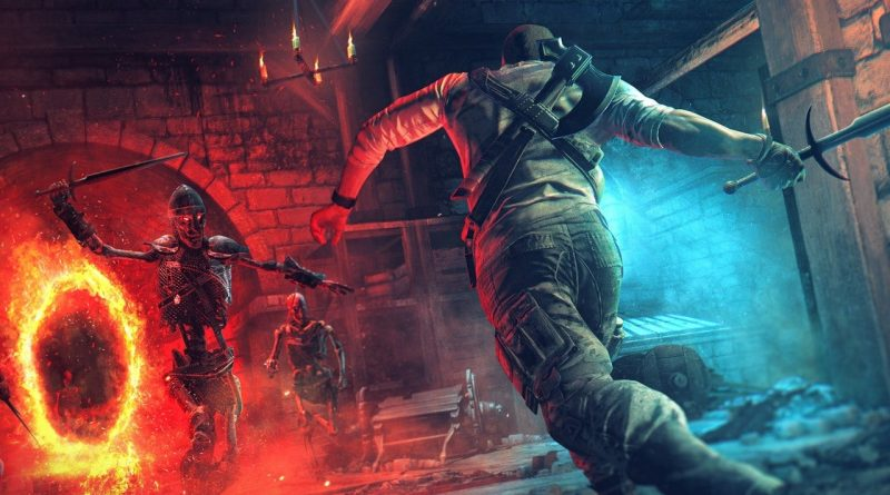 Hellraid, the demonic DLC of Dying Light, already has a release date
