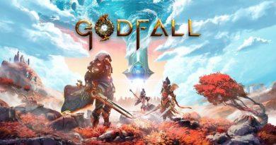 GODFALL - New Gameplay Trailer