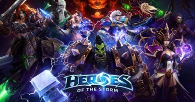 This popular Overwatch heroine joined Heroes of the Storm