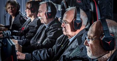 Japan to open its first eSports center for seniors over 60 next week