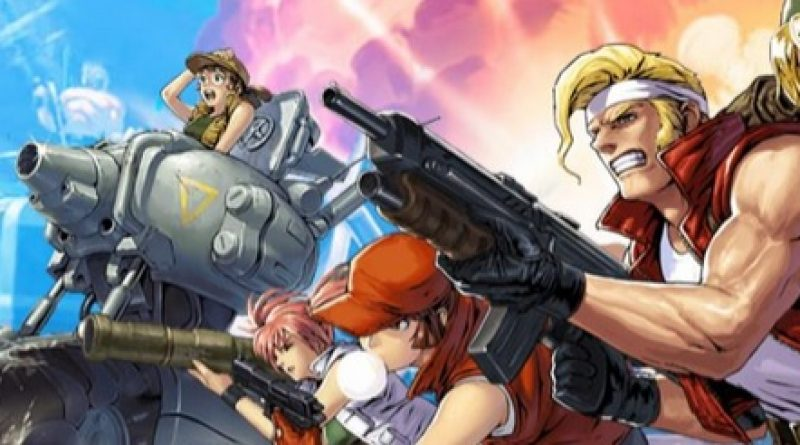 SNK confirms that 3 Metal Slug games will arrive in 2020