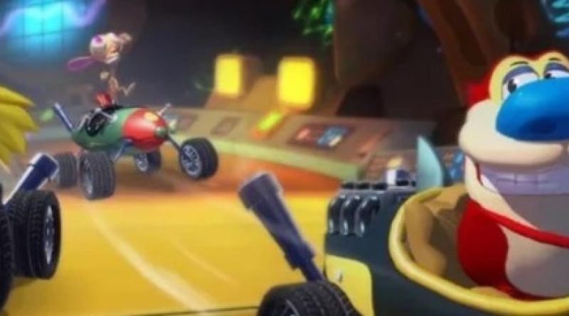 A new Nickelodeon racing game is on the way