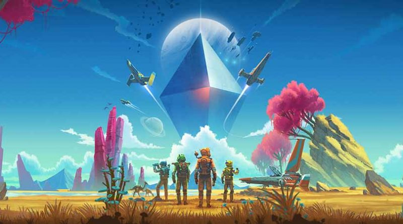 Starting tomorrow, No Man's Sky will have Crossplay support between PC, PS4 and Xbox One
