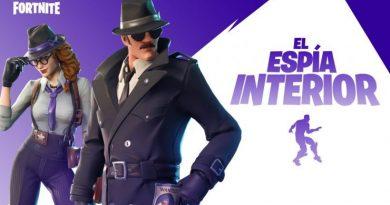 El Espia Interior