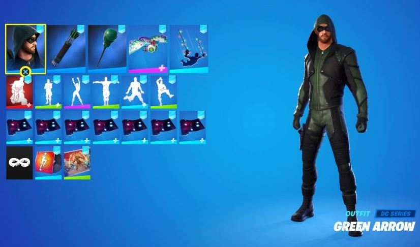 Fortnite will offer a skin of this DC superhero in its payment service